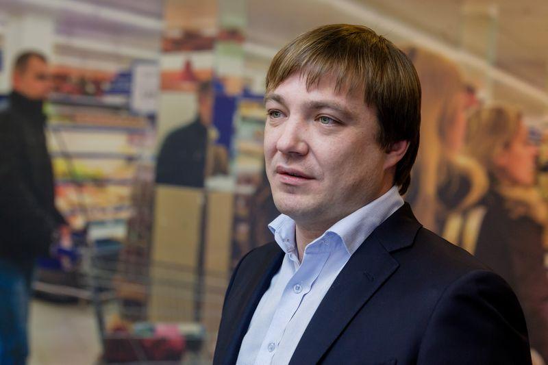 """Arūnas Zimnickas, bendrovės """"Supersol Spain"""" vadovas: """"Sutinku, kad tai dideli nuostoliai, tačiau jie greitai mažėja."""" Vladimiro Ivanovo (VŽ) nuotr."""