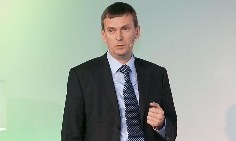 """Dainius Dundulis, UAB """"Rivona"""" generalinis direktorius, """"Norfos"""" įmonių grupės savininkas. Juditos Grigelytės (VŽ) nuotr."""