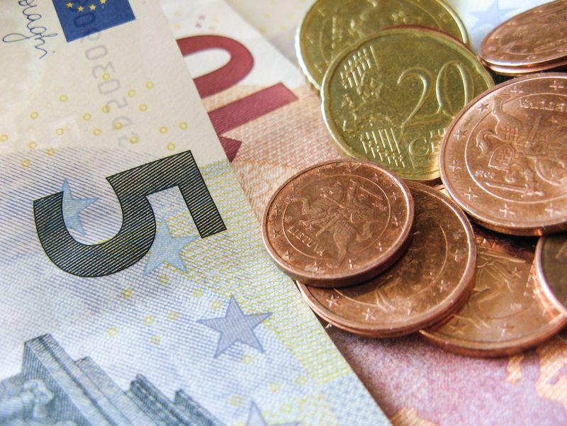 2015 07 10. Eurai - bendra Europos Sąjungos šalių valiuta. Juditos Grigelytės (VŽ)  nuotr.