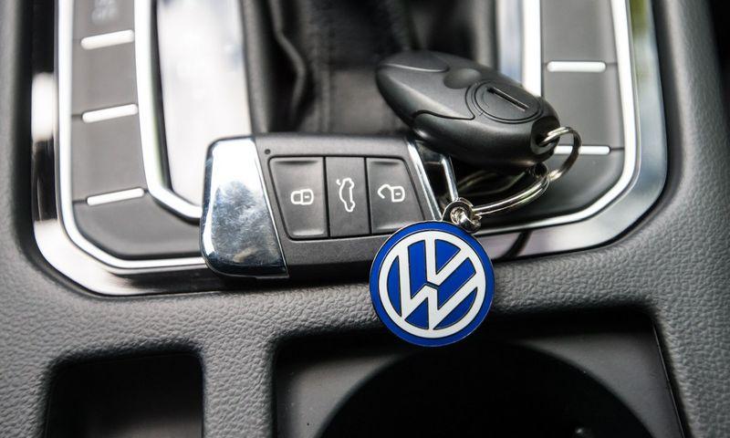 """Manoma, kad """"Volkswagen"""" skandalas palies ir kitus vokiškų automobilių gamintojus. Juditos Grigelytės (VŽ) nuotr."""