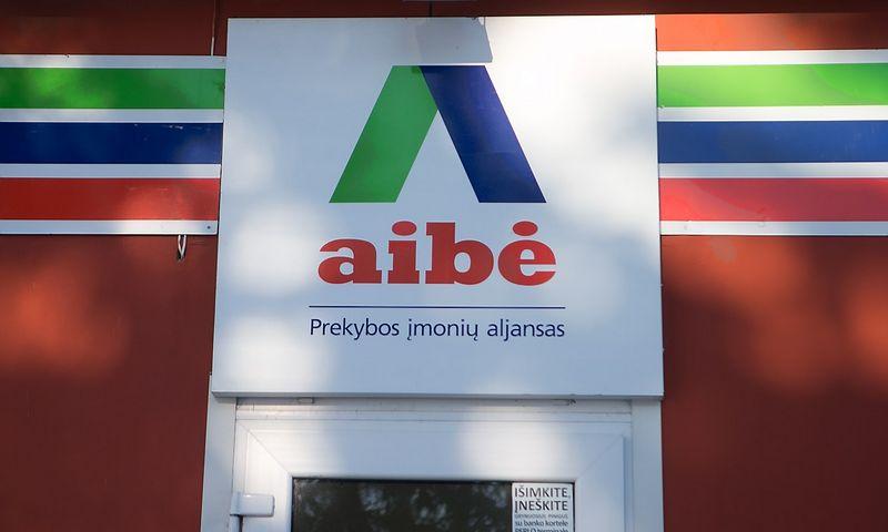 """2013 01 23. Maisto prekių parduotuvių tinklo """"Aibė"""" parduotuvė Marijampolės apskrityje. Juditos Grigelytės nuotr."""
