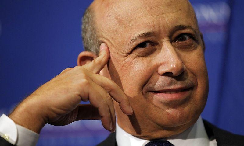 """Lloydas Blankfeinas, """"Goldman Sachs"""" generalinis direktorius ir valdybos pirmininkas.  Jasono Reedo (""""Reuters"""" / """"Scanpix"""") nuotr."""