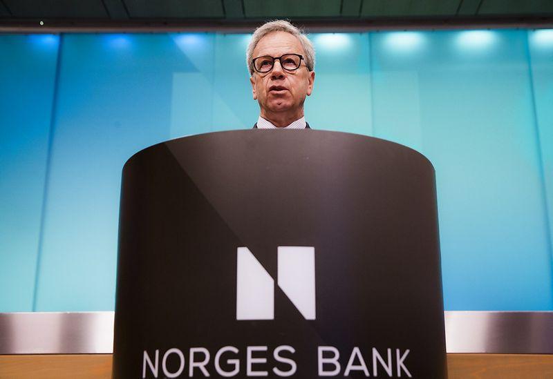 Norges Bank's Governor Øystein Olsen. Berit Roald / NTB scanpix