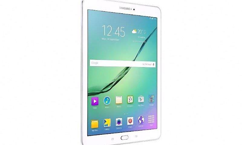 """Samsung Galaxy Tab S2"". Gamintojų nuotr."