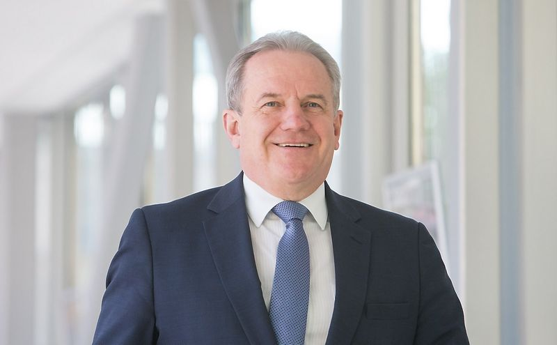 Kęstutis Trečiokas, Lietuvos Respublikos aplinkos ministras. Juditos Grigelytės (VŽ) nuotr.