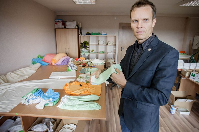 """Rytis Stanevičius, Vilniaus UAB """"Green Rose"""" direktorius: """"Mūsų tikslas – kiekvienoje e. parduotuvėje kasdien sulaukti užsakymo už 200 Eur."""" Vladimiro Ivanovo (VŽ) nuotr."""