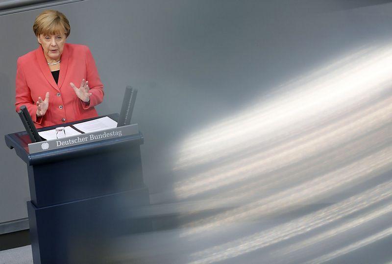 Hannibal Hanschke (Reuters / Scanpix)