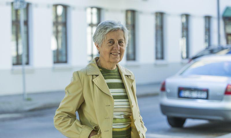 """Doc. dr. Zina Gaidienė, ISM Vadybos ir ekonomikos universiteto finansų strategijos ir valdymo programos direktorė: """"Dirbant Lietuvos verslo paramos agentūroje teko analizuoti labai daug verslo planų. Galiu apibendrinti, kad daugumos verslo planų rizika buvo apskritai nevertinama."""" VLADIMIRO IVANOVO (VŽ) NUOTR."""