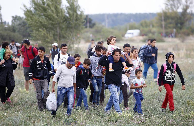"""Lietuva pasirengusi per artimiausius dvejus metus priimti 1.105 pabėgėlius ir imtis juos integruoti. LEONHARDO FOEGERIO (""""REUTERS"""" / """"SCANPIX"""") NUOTR."""