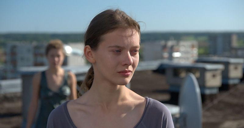 Tokių lietuviškai nykių kadrų filme šiek tiek per daug. Nutylėjimai, ledinės emocijos ir niekaip neatleidžiami siužeto stabdžiai. http://facebook.com/sangaile nuotr.