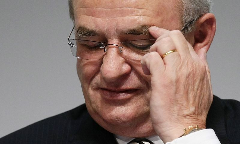 Martin Winterkorn.  Alex Domanski (Reuters / Scanpix)