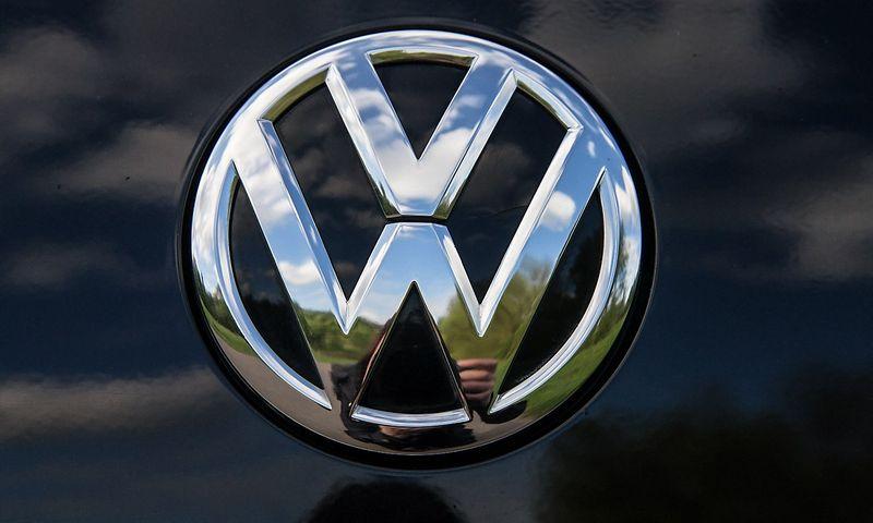 """Suskaičiuota, kiek automobilių taisyti """"Volkswagen"""" prireisk Lietuvoje. Juditos Grigelytės (VŽ) nuotr."""