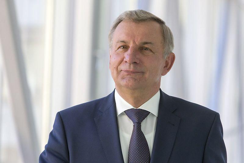 Rimantas Sinkevičius, Lietuvos susisiekimo ministras. Vladimiro Ivanovo (VŽ) nuotr.