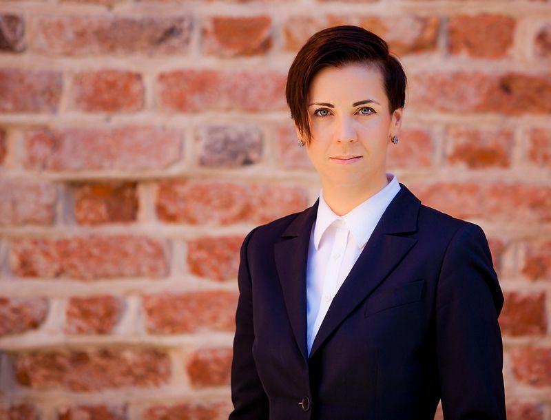 """Laura Čereškaitė-Kinčiuvienė, advokatų kontoros """"Averus"""" partnerė. Bendrovės nuotr."""