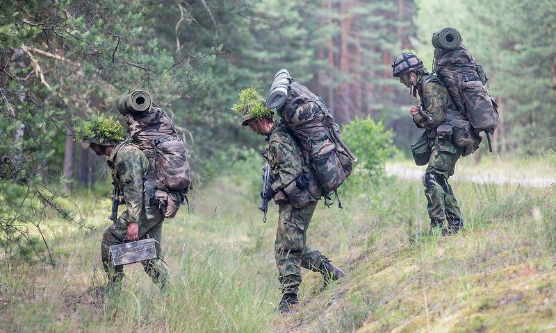 Tarnyba Lietuvos kariuomenėje atvykusiems turėtų būti privaloma. Juditos Grigelytės (VŽ) nuotr.