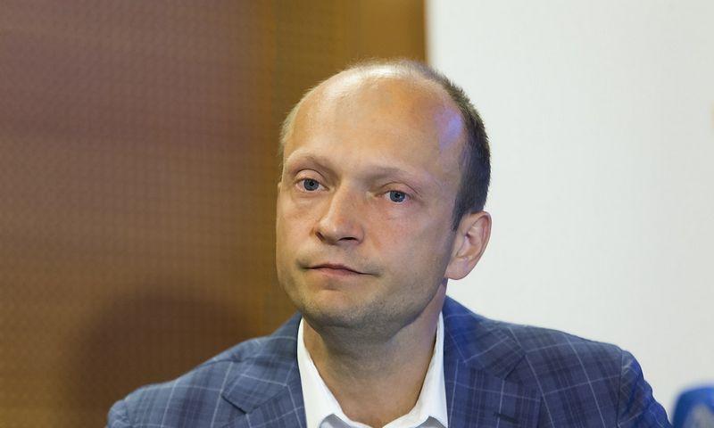 """Nerijus Mačiulis, AB """"Swedbank""""  vyriausiasis ekonomistas. Vladimiro Ivanovo (VŽ) nuotr."""