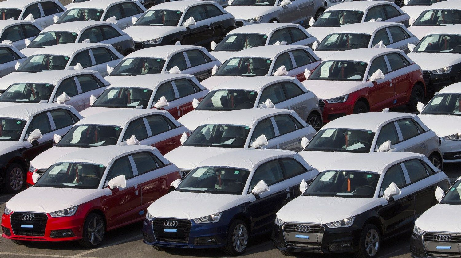From Volkswagen to China: What Might Derail Germany's Growth