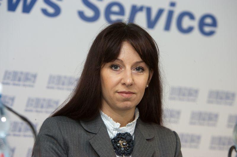 Gerda Žigienė, Lietuvos finansų rinkų instituto direktorė, Vilniaus universiteto Kauno humanitarinio fakulteto Finansų ir apskaitos katedros profesorė. Vladimiro Ivanovo (VŽ) nuotr.