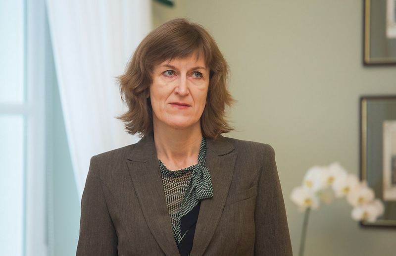 Diana Vilytė, VPT direktorė. Juditos Grigelytės (VŽ) nuotr.