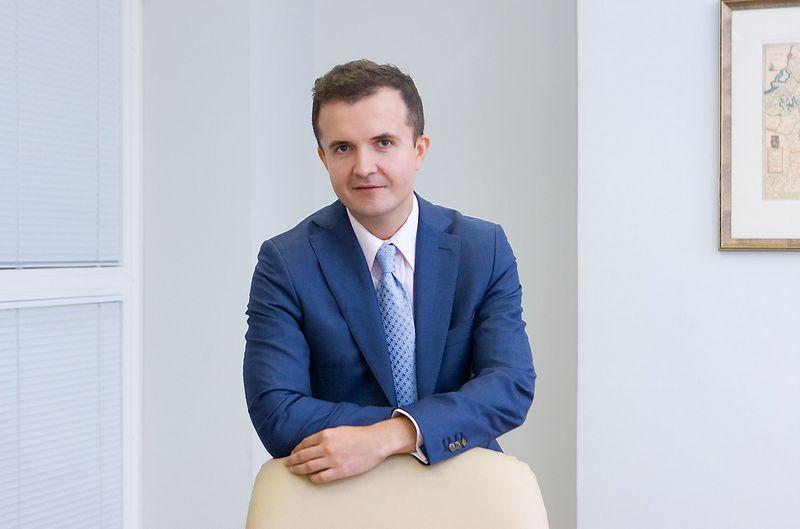 """Adamas Saulius Vaina, pagrindinis UAB """"Civitta Holdings"""" akcininkas. Juditos Grigelytės (VŽ) nuotr."""