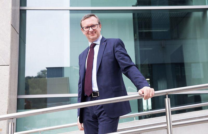 """Mantas Zalatorius, """"Business Sweden"""" viceprezidentas: """"Jeigu jau švedai priėmė į savo vertės grandinę, tai taip lengvai iš jos niekas jūsų neiškrapštys. Turėtumėte labai rimtai prisidirbti, kad taip įvyktų""""."""
