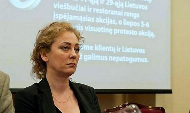 """Dalia Kuklierienė, Panevėžio viešbučio """"Romantic"""" savininkė. Herkaus Milaševičiaus nuotr."""