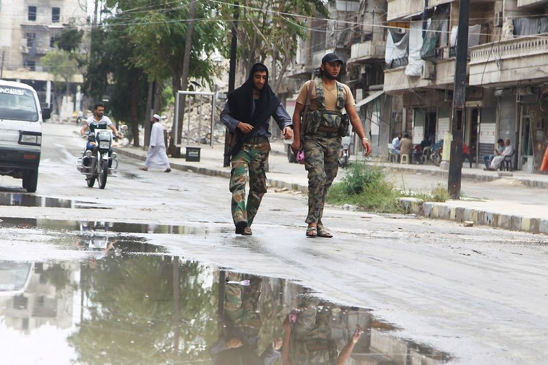"Abdalrhmano Ismailo (""Reuters"" / ""Scanpix"") nuotr."