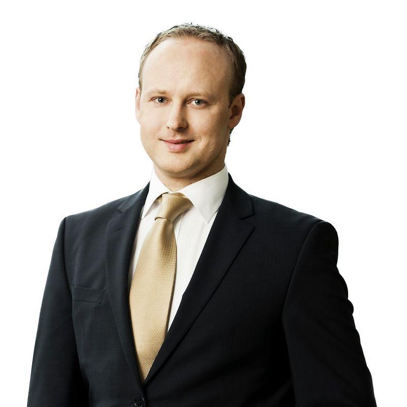 """Marius Inta, advokatų kontoros """"Cobalt"""" advokatas, vadovaujantis teisininkas. Bendrovės nuotr."""