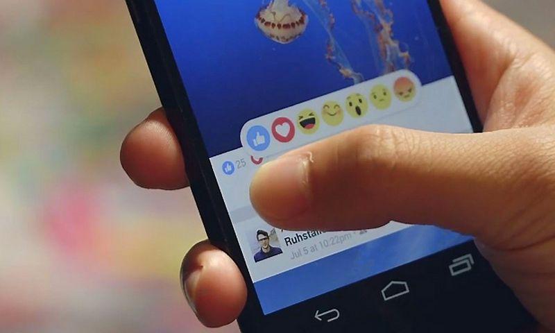 """""""Facebook"""" nuotr."""