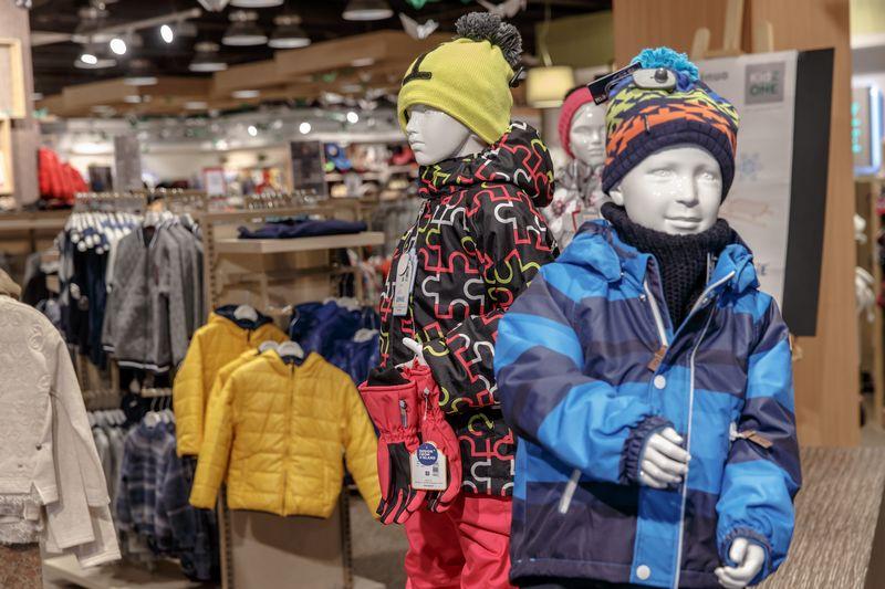 """Šiuo metu """"Kotrynai"""" Lietuvoje priklauso 33 įvairios žaislų, drabužių ir kitų prekių vaikams parduotuvės. Vladimiro Ivanovo (VŽ) nuotr."""