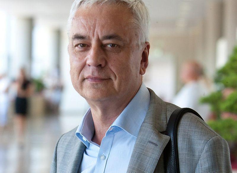 """Valentinas Milaknis, """"Alnos"""" valdybos narys. Herkaus Milaševičiaus nuotr."""
