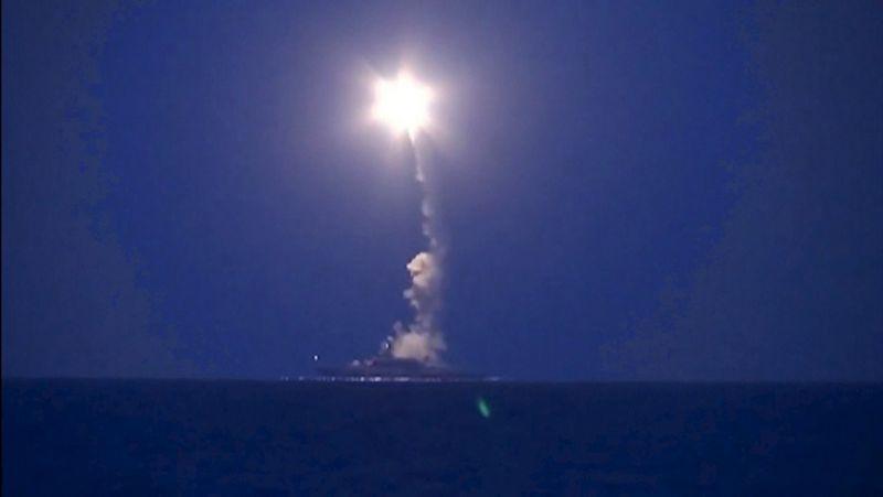 """Rusijos Federacijos gynybos ministerijos (""""Reuters"""" / """"Scanpix"""") nuotr."""