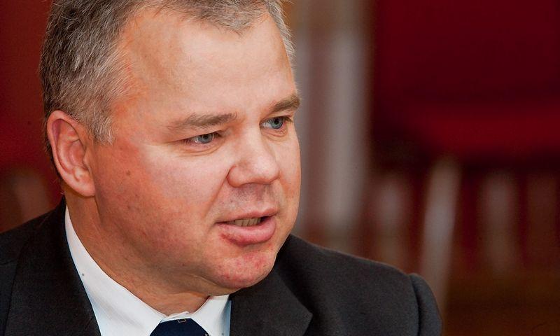 Aleksandras Spruogis, energetikos viceministras. Herkaus Milaševičiaus (VŽ) nuotr.