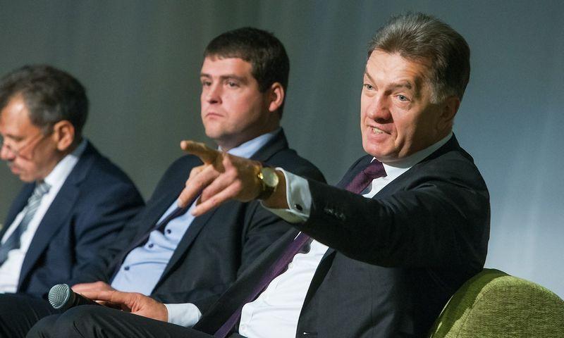 Algirdas Butekvičius, Lietuvos premjeras. Juditos Grigelytės (VŽ) nuotr.
