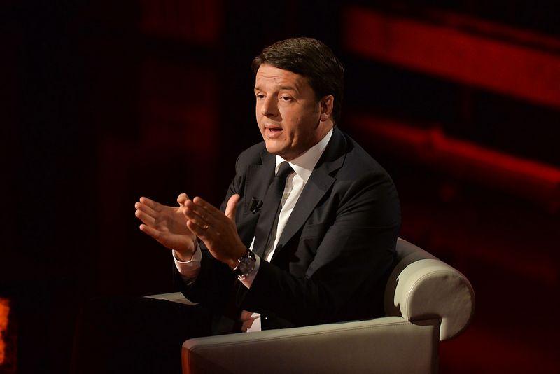 Matteo Renzi. (Gian Mattia D'Alberto / LaPresse)