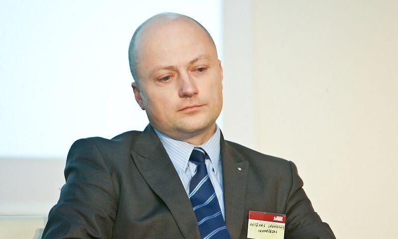 Artūras Drungilas. Vladimiro Ivanovo (VŽ) nuotr.