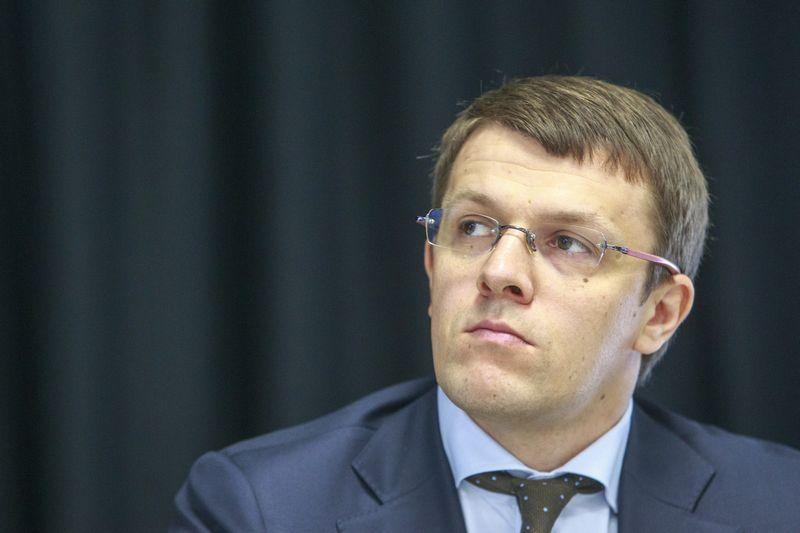 Marius Skarupskas, ūkio viceministras.  Vladimiro Ivanovo (VŽ) nuotr.