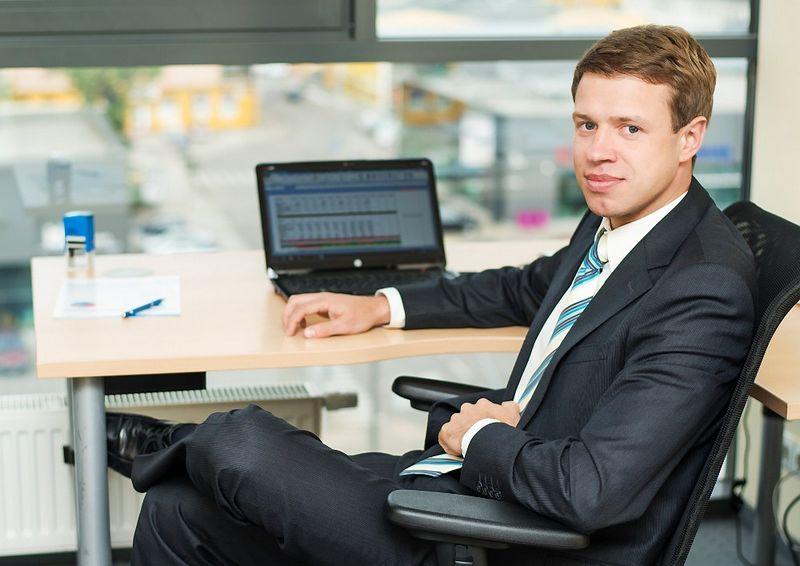 "Arūnas Čiulada. ""Synergy Finance"" nuotr."