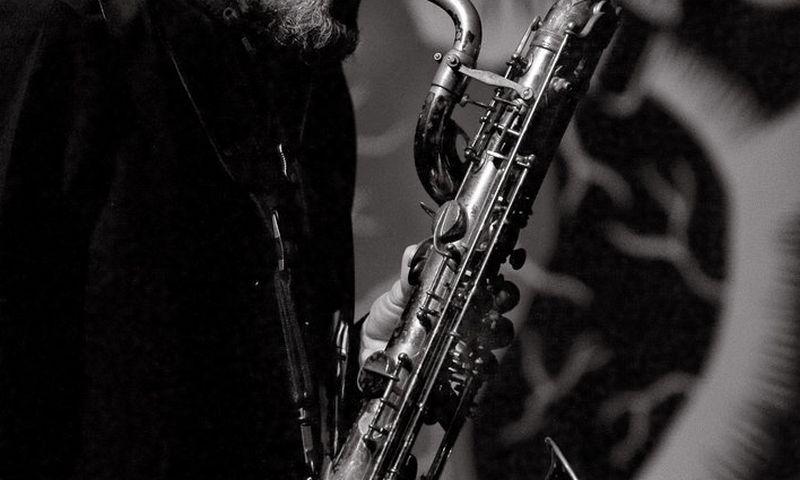 """Spalio 17 d. Rusų dramos teatre karaliaus festivalio """"Vilnius jazz"""" svečias - švedų saksofonininkas Martinas Kuchenas.  """"Vilnius jazz"""" archyvo nuotr."""