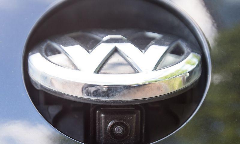 """""""Volkswagen"""" pradėjo vidinį tyrimą, kuriuo siekia išsiaiškinti, kas kaltas dėl """"dyzelgeito"""" skandalo. Juditos Grigelytės (VŽ) nuotr."""