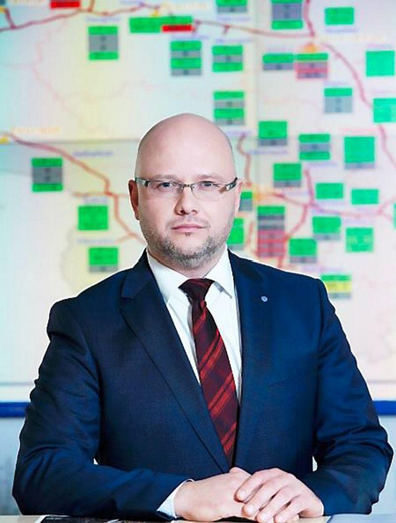"""Nemunas Biknius, """"Lietuvos dujų"""" valdybos narys. Bendrovės nuotr."""