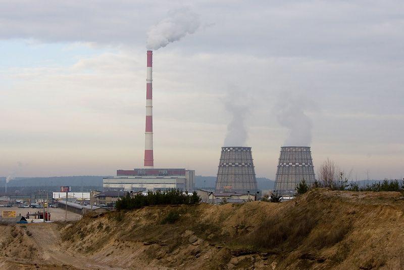Vilniaus elektrinė-3 (arba Vilniaus termofikacinė elektrinė, VE-3) – šiluminė elektrinė Vilniuje, prie Gariūnų turgaus, Jočionyse. Juditos Grigelytės (VŽ) nuotr.