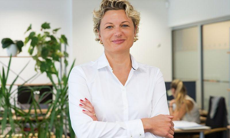 """Inga Ilkytė, rinkos tyrimų UAB """"AC Nielsen Baltics"""" komercijos direktorė Baltijos šalims. Juditos Grigelytės (VŽ) nuotr."""