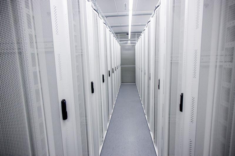 """""""Data Inn"""" duomenų centras. Vladimiro Ivanovo (VŽ) nuotr."""