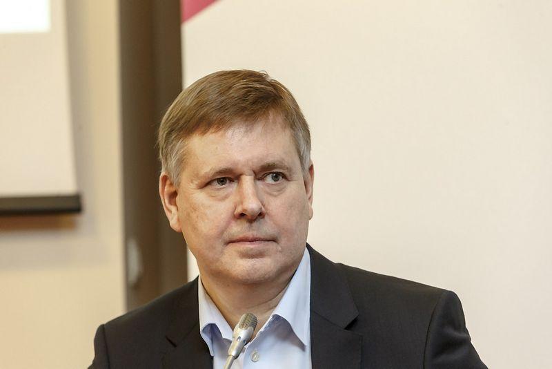 Danas Strombergas. Vladimiro Ivanovo (VŽ) nuotr.
