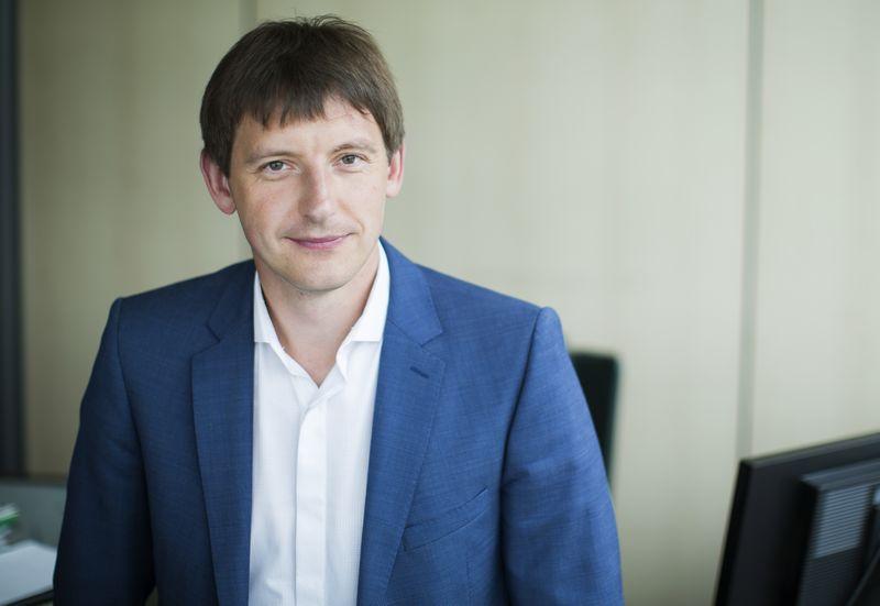 "Martynas Žibūda, ""Eikos"" plėtros vadovas. Bendrovės nuotr."