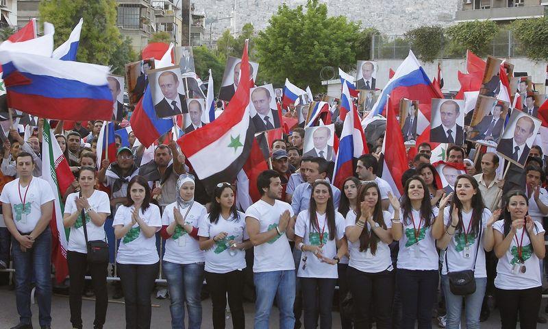 "Khaledo al- Hariri (""Reuters"" / ""Scanpix"") nuotr."