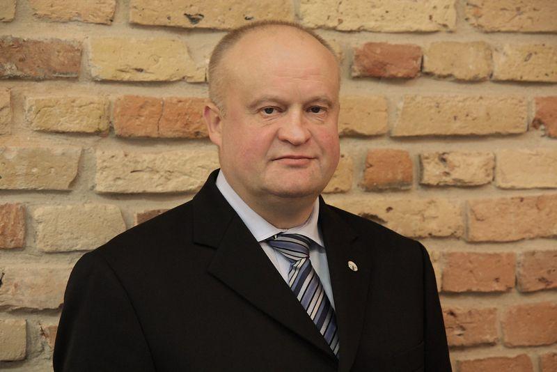 Gintaris Šatkus. LGSPA nuotr.