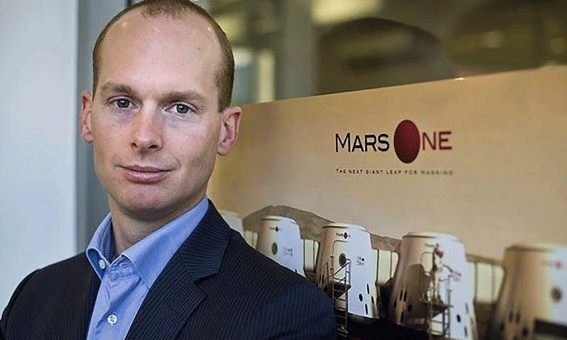 """Basas Lansdorpas, projekto """"Mars One"""" vadovas. """"Wikimedia Commons"""" nuotr."""