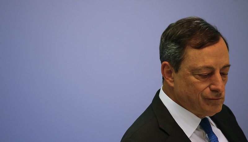 """Mario Draghi, ECB vadovas.  (""""Reuters"""" / """"Scanpix"""") nuotr."""